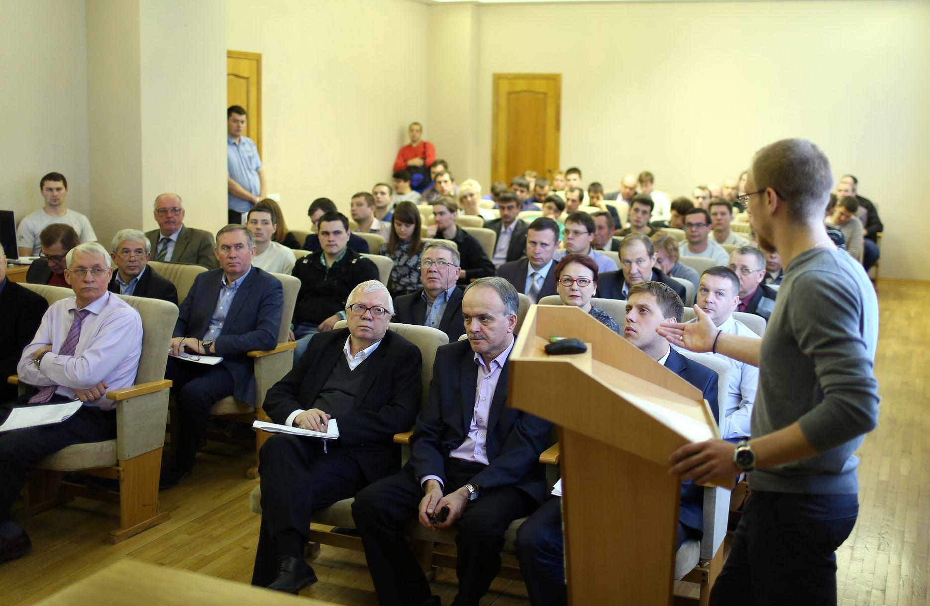 Политех-КБМ Коломна научно-техническая конференция молодых специалистов